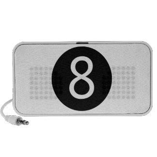 a iPod speaker
