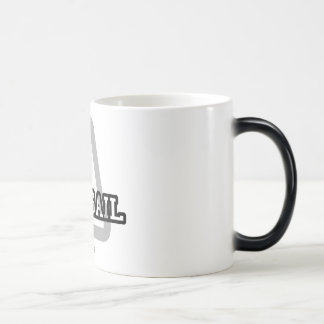 A is for Abbigail Coffee Mugs