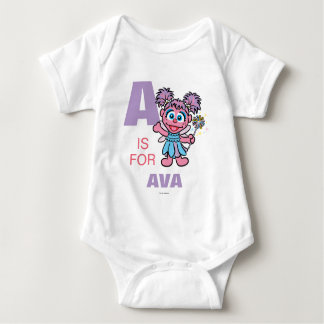A is for Abby Tshirt