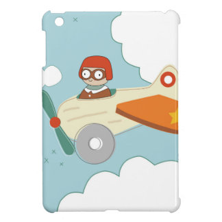 A is for Aeroplane iPad Mini Covers
