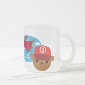 a is for airplane mugs