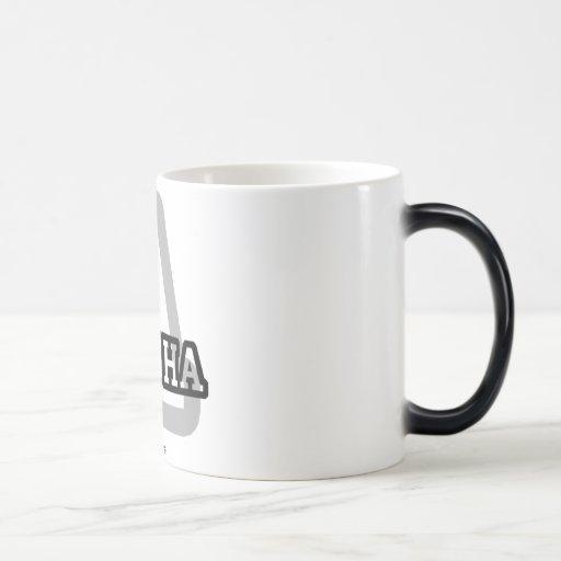 A is for Alisha Magic Mug