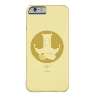 A is for Alpaca Barely There iPhone 6 Case