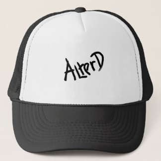 A is for ALTERED: Designs from the I Am A ..Shop. Trucker Hat