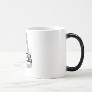 A is for Amina Magic Mug
