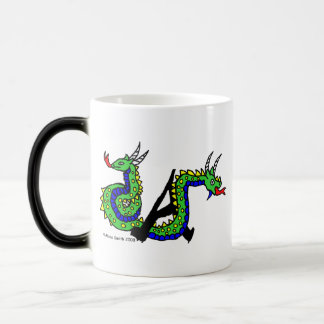 A is for Amphisbaena Mugs