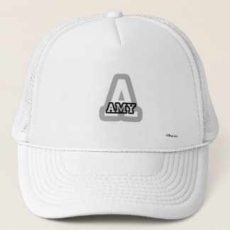 A is for Amy Trucker Hat