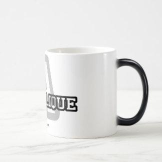 A is for Angelique Magic Mug