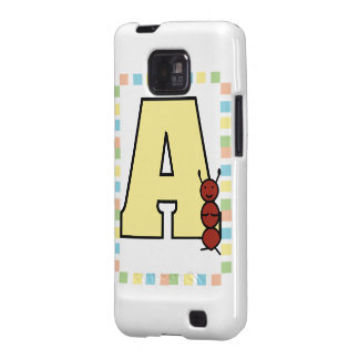 A is for Ant Case-Mate Case Galaxy S2 Cases