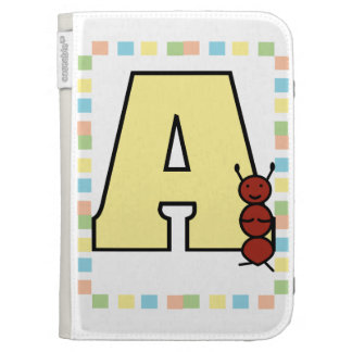 A is for Ant Caseable Case Case For Kindle