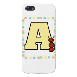 A is for Ant Cover For iPhone SE/5/5s