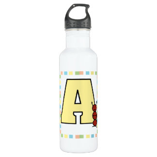 A is for Ant Liberty Bottle 24oz Water Bottle