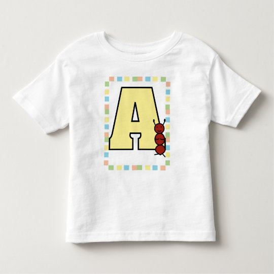 A is for Ant Shirt