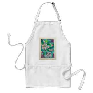 A is for Apple Blossoms Apron