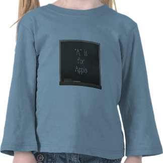 A Is For Apple Shirt