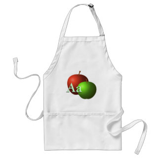 A is for Apples Adult Apron