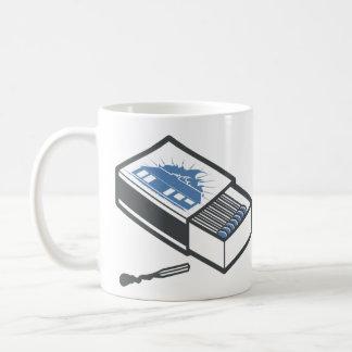 A is for Arson Coffee Mug