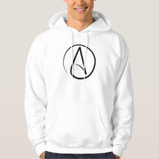 A is for Atheism Hoodie