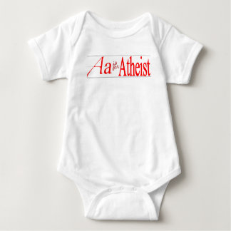 A is for Atheist T Shirt
