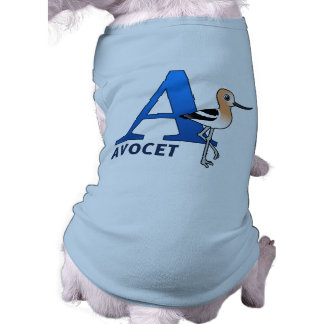 A is for Avocet Tee