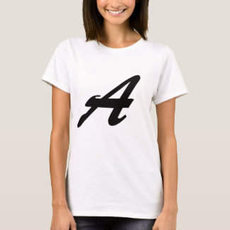 A is for Awesome T-Shirt