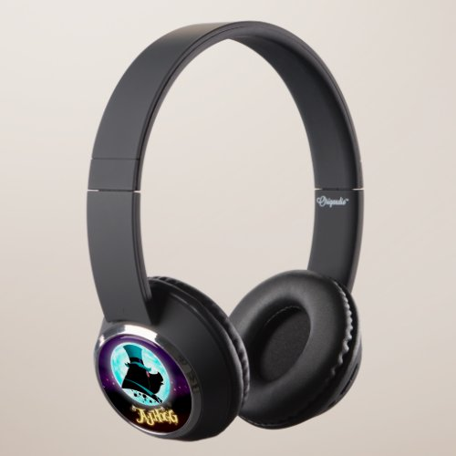 A. J. HOGG MAGIC MOON HEADPHONES