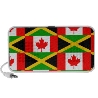 a jamaican canadian mp3 speaker