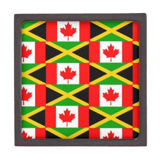 a jamaican canadian premium gift box