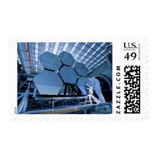 A James Webb Space Telescope array Postage