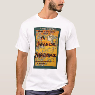 A Japanese Nightingale Theatrical Play Poster T-Shirt
