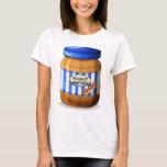 A jar of peanut butter T-Shirt