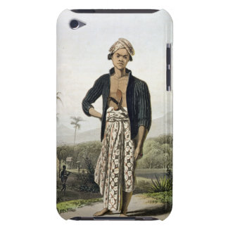 A Javan of the Lower Class, plate 2 from Vol. I of Barely There iPod Cover