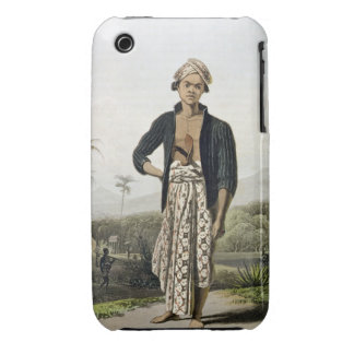 A Javan of the Lower Class plate 2 from Vol I of iPhone 3 Cases