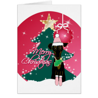 A Jazzy Christmas Card
