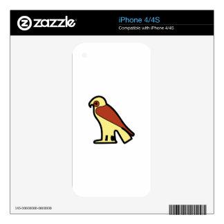 A jeroglífica egipcia iPhone 4 skins