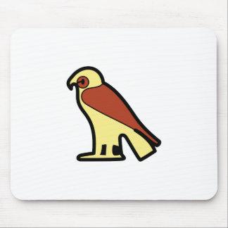 A jeroglífica egipcia mouse pad