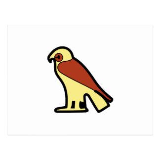 A jeroglífica egipcia tarjetas postales