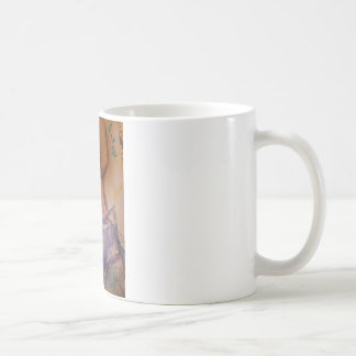 A Jesters Harlequin Of Color Coffee Mug