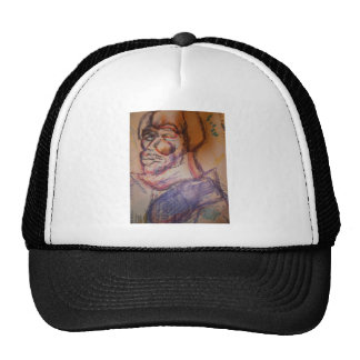A Jesters Harlequin Of Color Hat