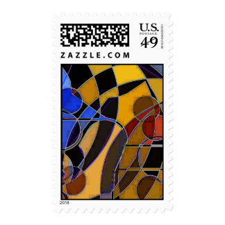A Jestors Tears Postage Stamp