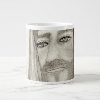 A Jesus Giant Coffee Mug