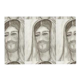A Jesus Placemat