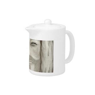 A Jesus Teapot