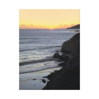 A Jewel on the Horizon Gallery Wrap Canvas