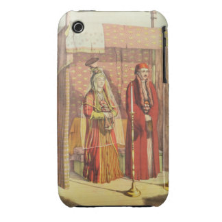 A Jewish Marriage, engraved by Charles Parsons, 18 iPhone 3 Case