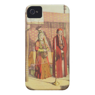 A Jewish Marriage, engraved by Charles Parsons, 18 iPhone 4 Covers