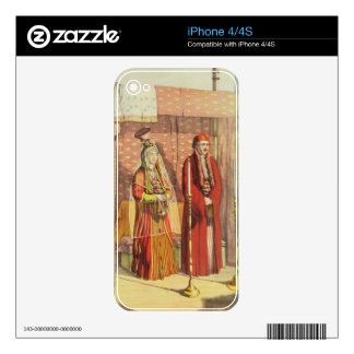 A Jewish Marriage, engraved by Charles Parsons, 18 iPhone 4S Decal