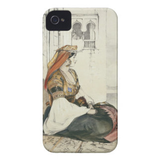 A Jewish Woman of Gibraltar, from 'Sketches of Spa Case-Mate iPhone 4 Case