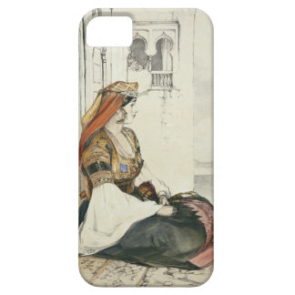 A Jewish Woman of Gibraltar, from 'Sketches of Spa iPhone SE/5/5s Case