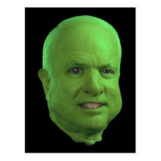 A John McCain Halloween! Post Cards